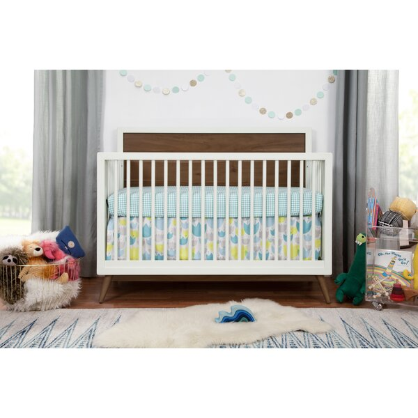 Palma 4-in-1 Convertible Crib by babyletto