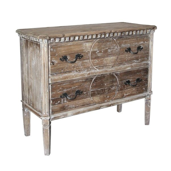 Isabella 2 Drawer Chest by Ophelia & Co.
