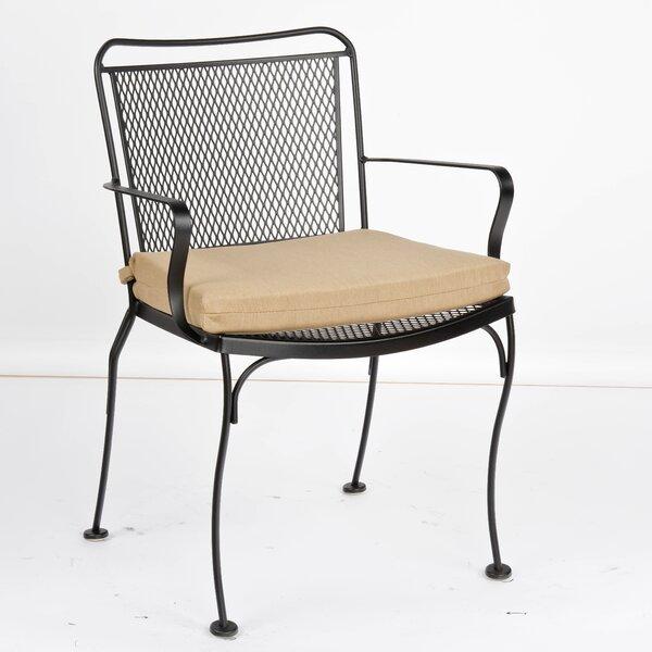Constantine Patio Dining Chair (Set of 4) by Woodard Woodard