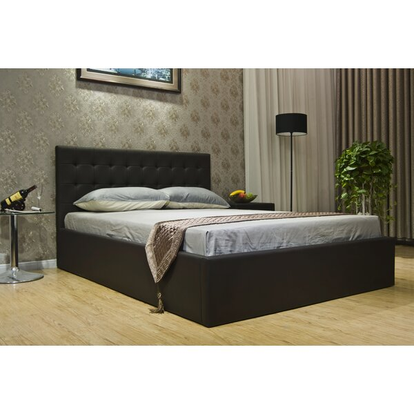 Toxey Upholstered Storage Platform Bed by Latitude Run