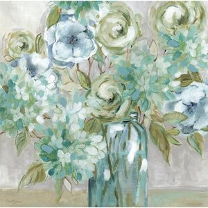 Spring Assembly by Carol Robinson Painting Print on Wrapped Canvas by Portfolio Canvas Decor