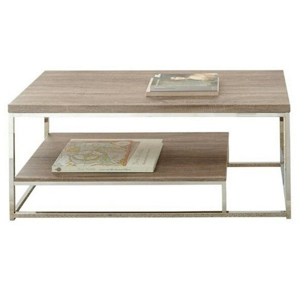 Coffee Table with Magazine Rack by LYKE Home LYKE Home