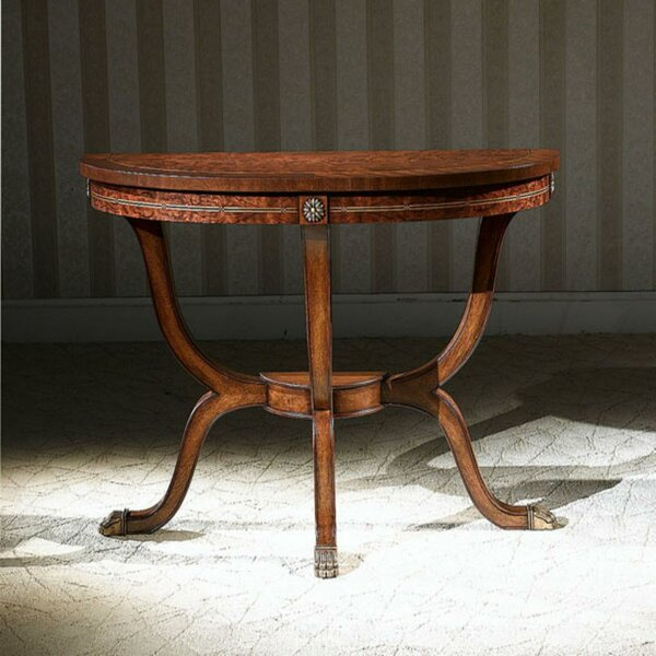 Louis Console Table By Astoria Grand