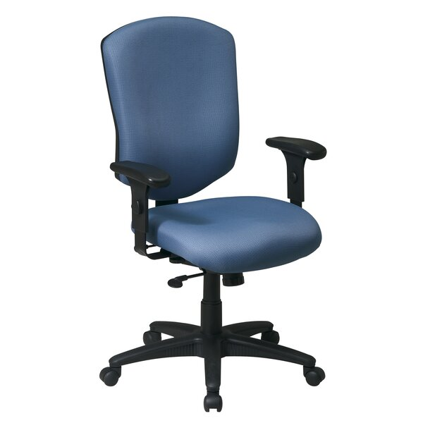 Work Smart High-Back Desk Chair by Office Star Products