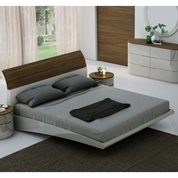 Lisa Platform Bed by Orren Ellis Orren Ellis