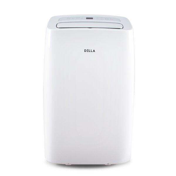 10,000 BTU Portable Air Conditioner with Remote by Della