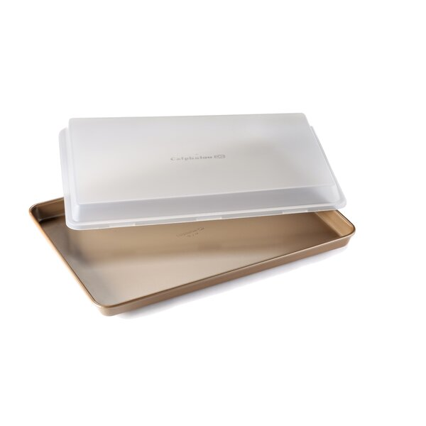 Simply Nonstick Covered Baking Sheet by Calphalon