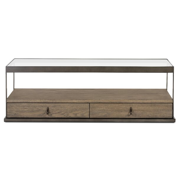 Kilpatrick Coffee Table With Storage By Foundry Select