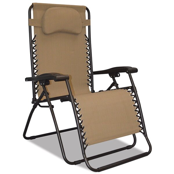Reclining Zero Gravity Chair by Caravan Sports