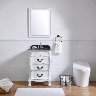 Vanity With Concrete Sink Wayfair