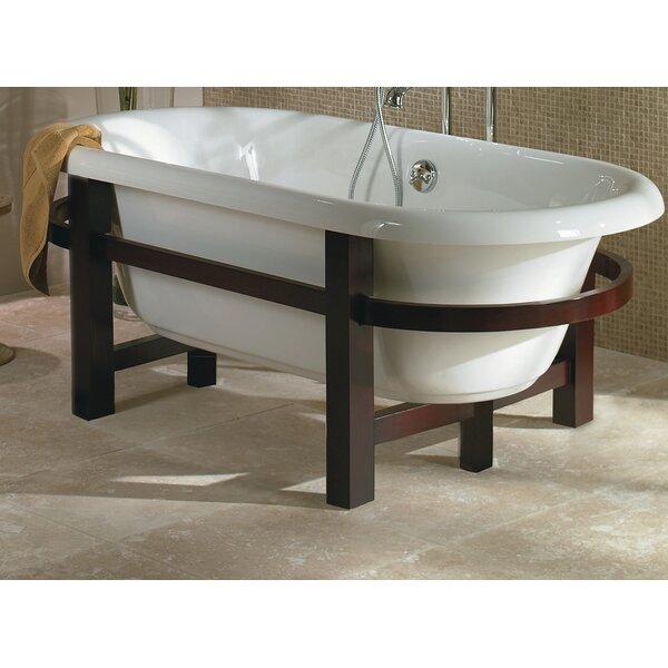 Era Slipper 69 x 34 Freestanding Soaking Bathtub by Jacuzzi®