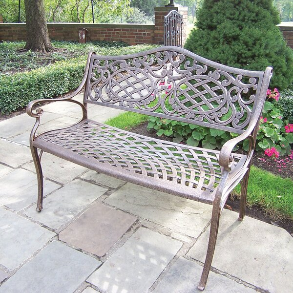 Mississippi Settee Bench by Oakland Living