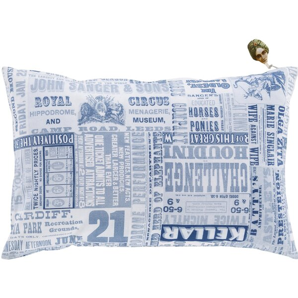 Twerton Cotton Pillow Cover by Latitude Run