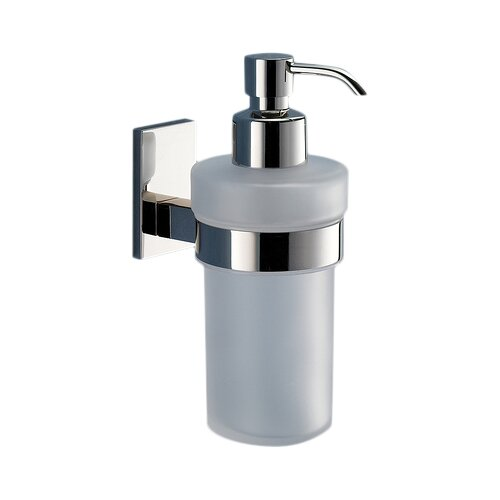 Maine Wall Mount Soap Dispenser by Gedy by Nameeks