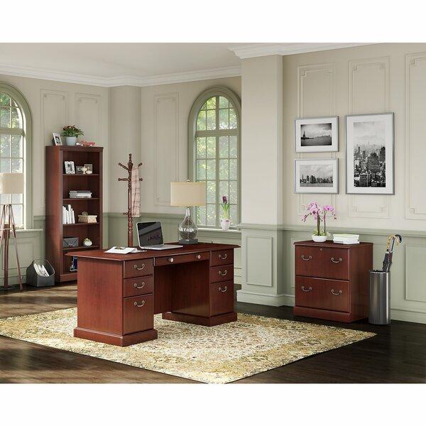 Bennington 3 Piece Office Suite by Kathy Ireland Office by Bush