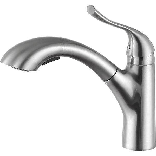 Di Piazza Series Single Handle Kitchen Faucet by ANZZI