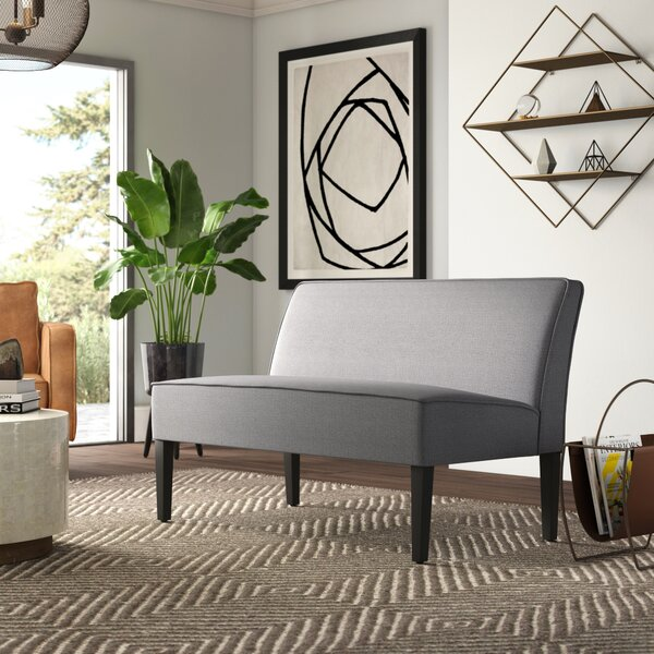 Alverson Loveseat By Mercury Row by Mercury Row Today Sale Only