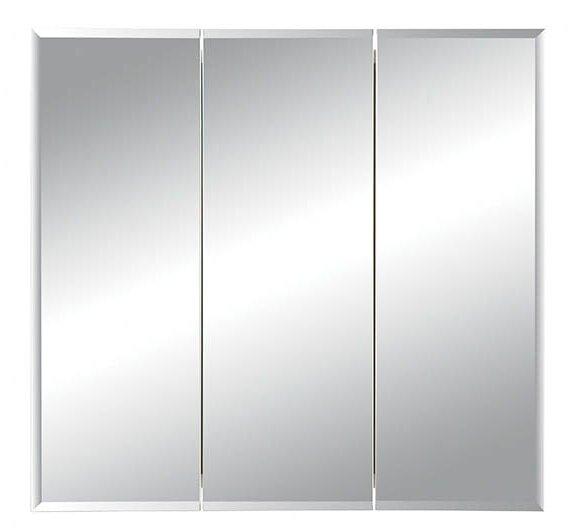 Horizon 30 x 28.25 Recessed Medicine Cabinet by Jensen
