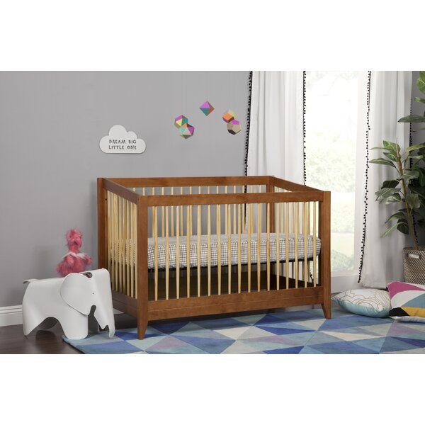 Sprout 4-in-1 Convertible Crib by babyletto