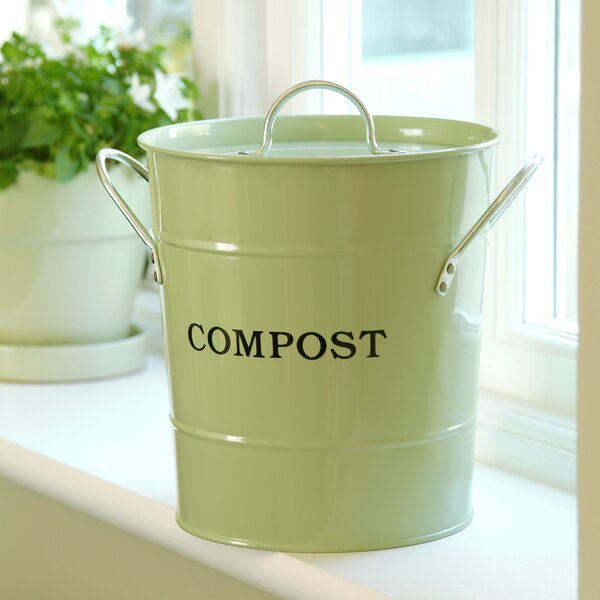 1 Gal. Kitchen Composter by Exaco