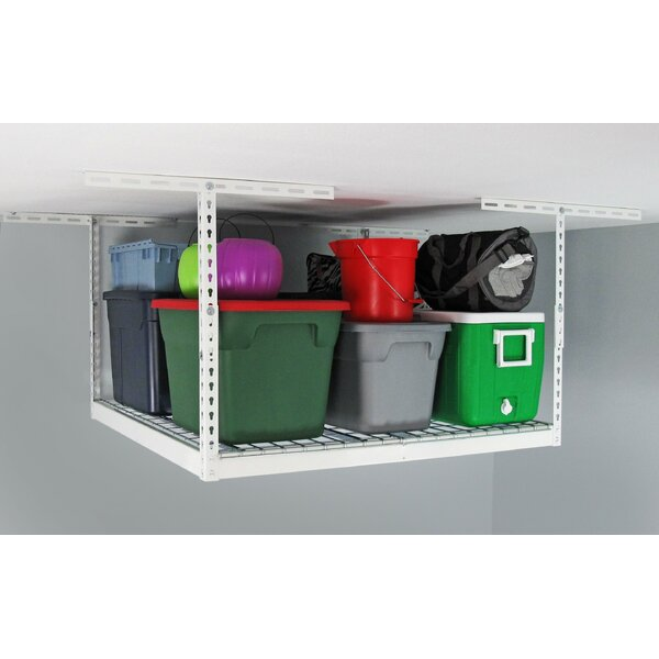 Overhead Storage Rack by MonsterRax