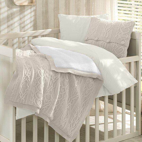Creedmoor 6 Piece Crib Bedding Set by Greyleigh