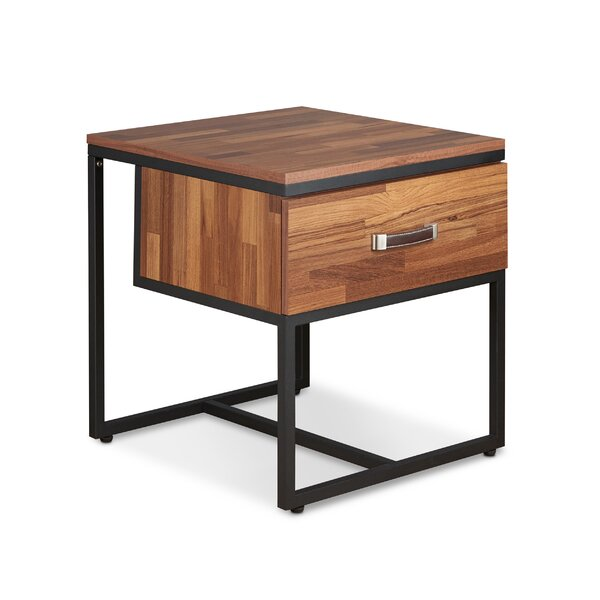 Marciniak End Table With Storage By Ivy Bronx Cool
