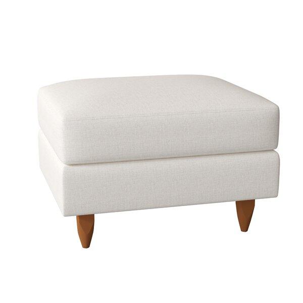 Harper Ottoman by Wayfair Custom Upholstery��