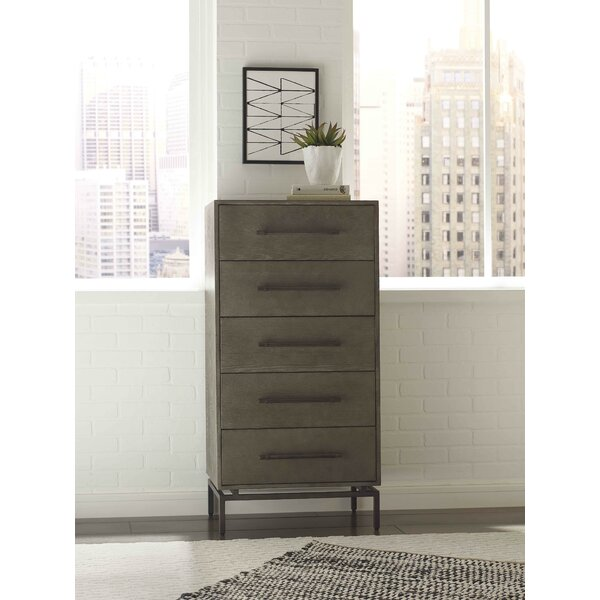Ascher 5 Drawer Chest by Tommy Hilfiger