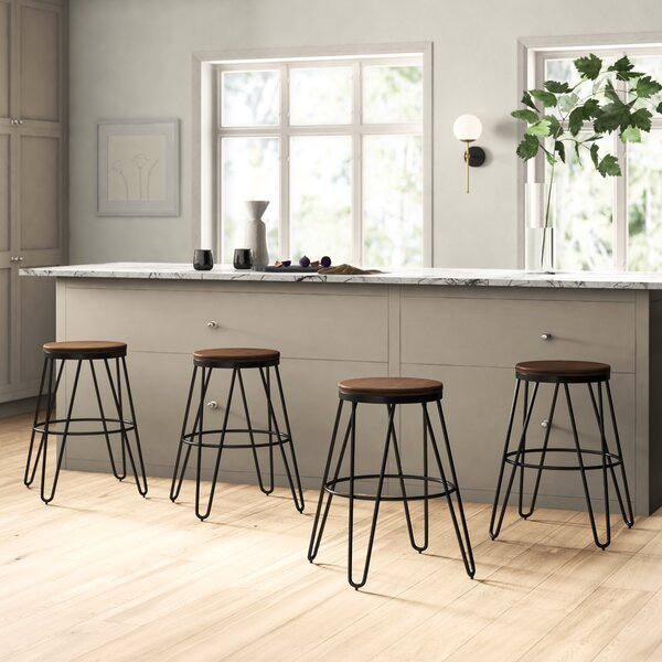 Pleasing Great Price Davisson 30 Bar Stools Set Of 4 By Hashtag Home Gmtry Best Dining Table And Chair Ideas Images Gmtryco