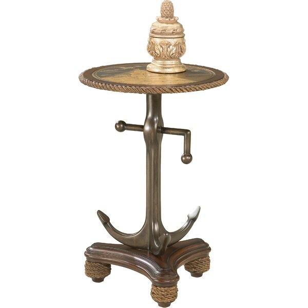 Chapa Anchor End Table by Longshore Tides