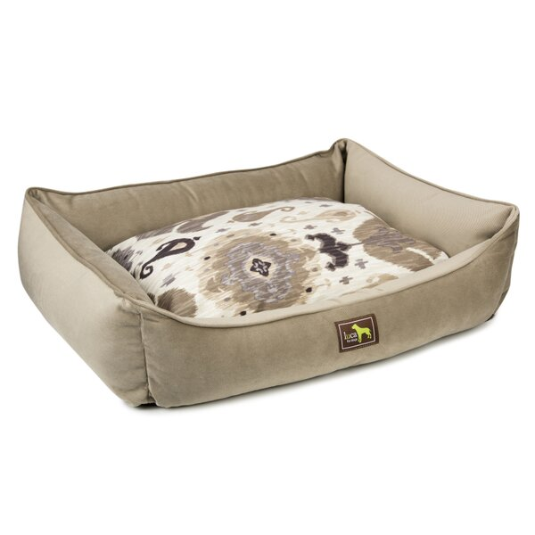 Lounge Bolster with Easy Wash Cover by Luca For Dogs