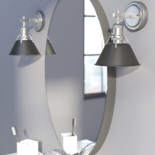 Great Price Weatherford 1-Light Bath Sconce By Trent Austin Design
