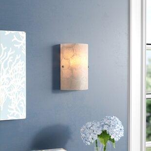 Read Reviews Ravello 1-Light Flush Mount By Beachcrest Home