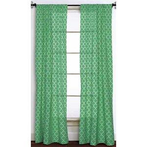 Single Single Curtain Panel