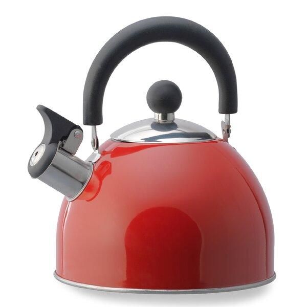 2-qt. Whistling Tea Kettle by Kamenstein