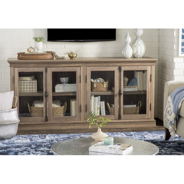 Henley TV Stand for TVs up to 78 by Three Posts