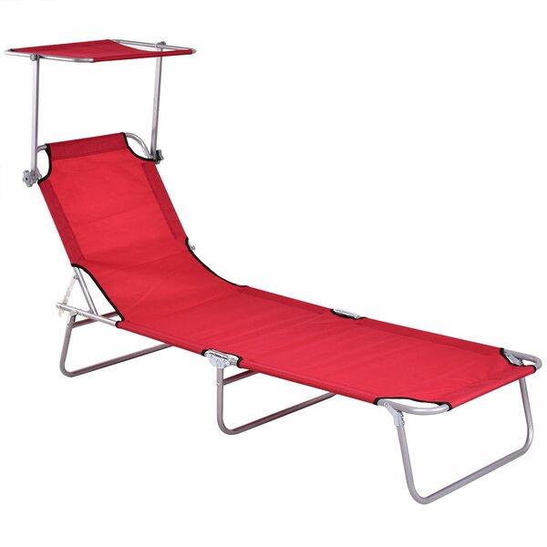 Annleigh Relaxing Reclining Chaise Lounge