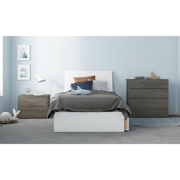 Olcay 4 Piece Bedroom Set by Ebern Designs