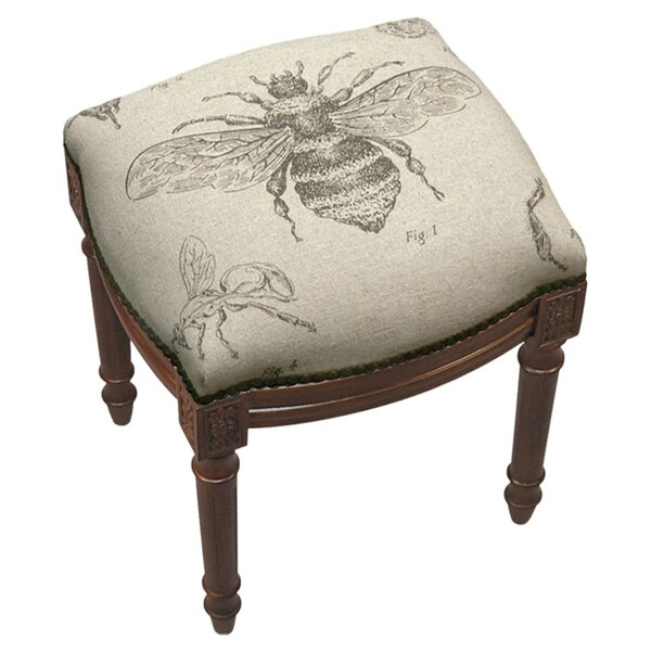 Abeille Accent Stool by 123 Creations