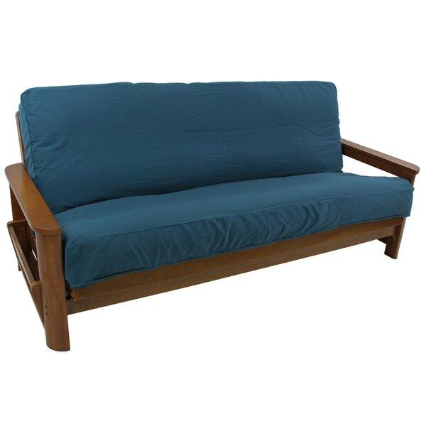 Box Cushion Futon Slipcover by Blazing Needles