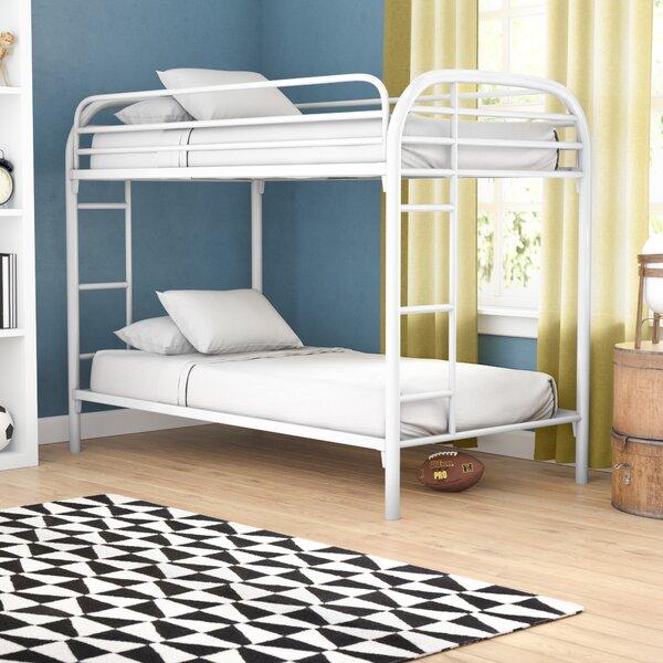 Krysten Twin Bunk Bed by Viv + Rae