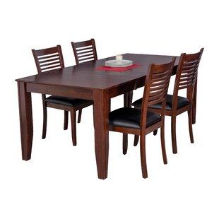 Avangeline 5 Piece Dining Set ByGracie Oaks