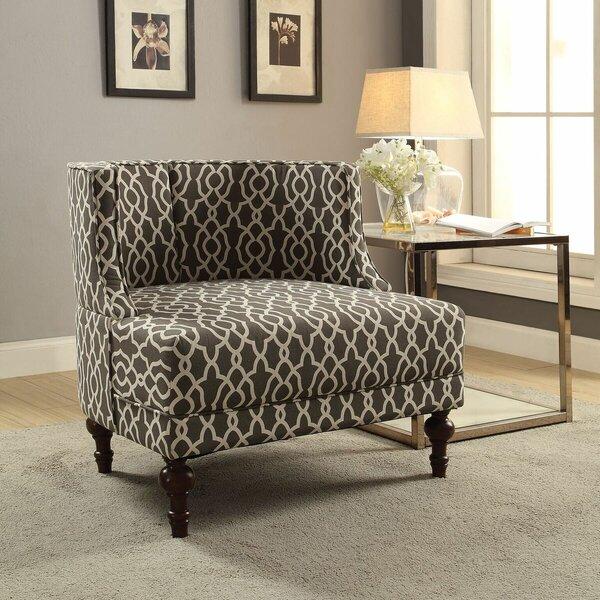Goulart Slipper Chair by Red Barrel Studio