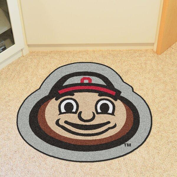 NCAA Ohio State University Mascot Mat by FANMATS