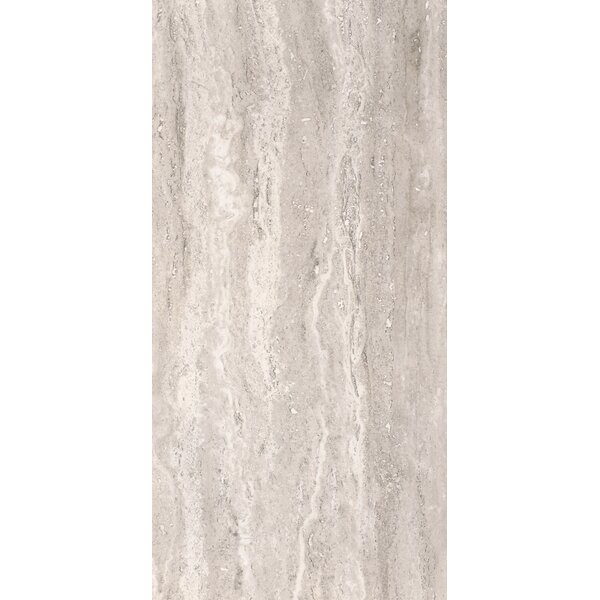 Pietra Venata 16 x 32 Porcelain Field Tile in White by MSI