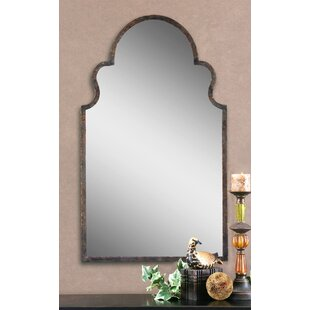 Darby Home Co Robinwood Arch Accent Mirror