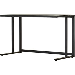 Abbott Modern Glass Writing Desk