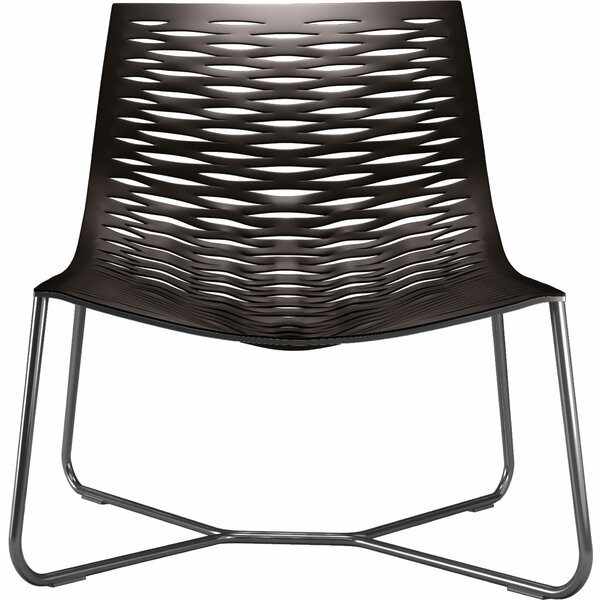 Mattes Lounge Chair by Comm Office
