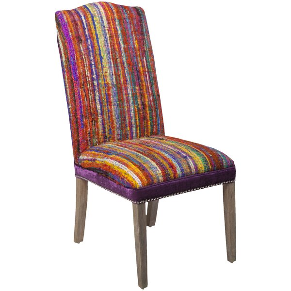 Harkness Furniture Upholstered Dining Chair by Mistana